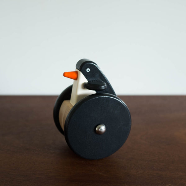 Wooden Wobbling Penguin Toy