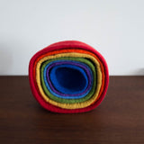 Wool Felt: Rainbow Nesting Bowl Set of 7