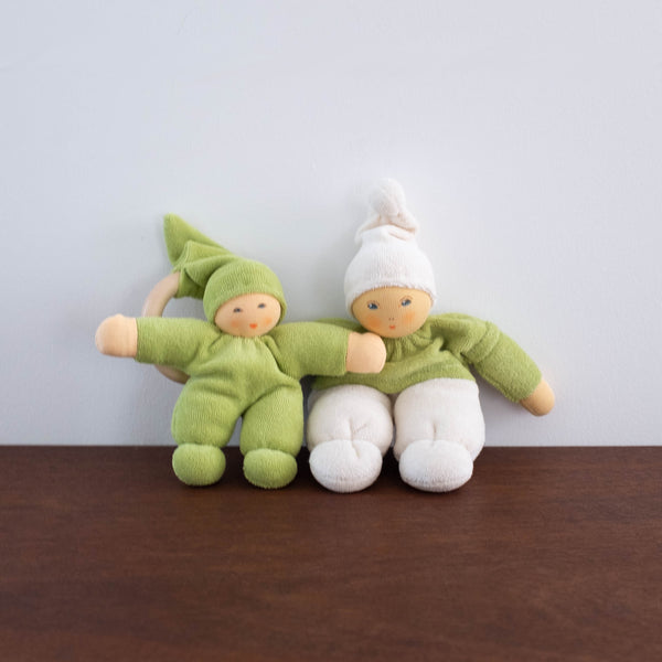 Nanchen Cuddle Doll- Green