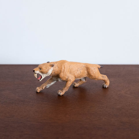 Papo Smilodon Sabertooth