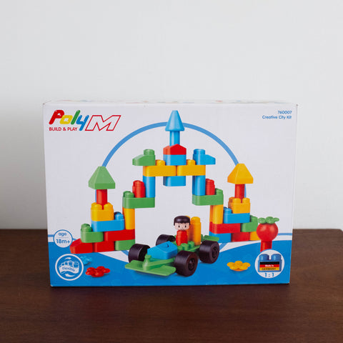 Poly-M Creative City Kit