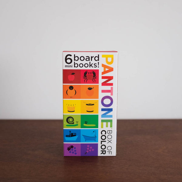 Pantone Board Books Set