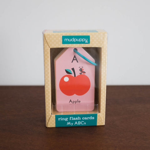 Fruits ABC Flash Cards