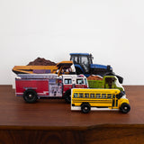 Fire Truck Interactive Book
