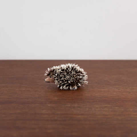 Felt Animals- Hedgehog