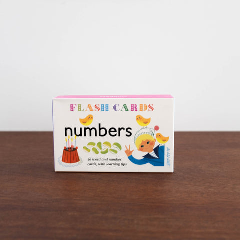Numbers Flash Cards by Alain Gree