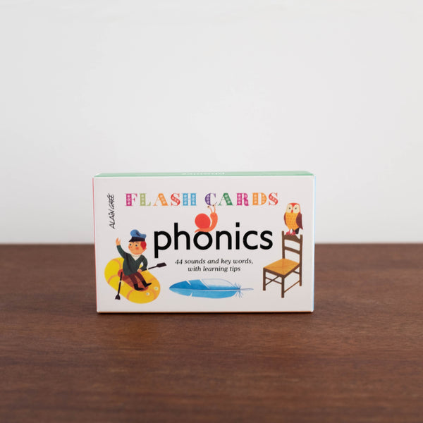 Phonics Flash Cards by Alain Gree