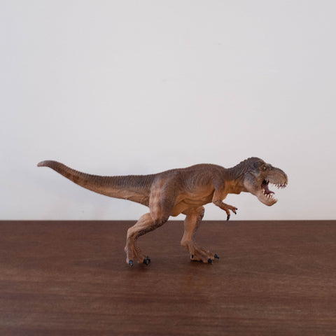 Papo Brown Running T-Rex
