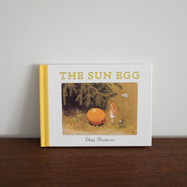Elsa Beskow: Sun Egg Mini Book