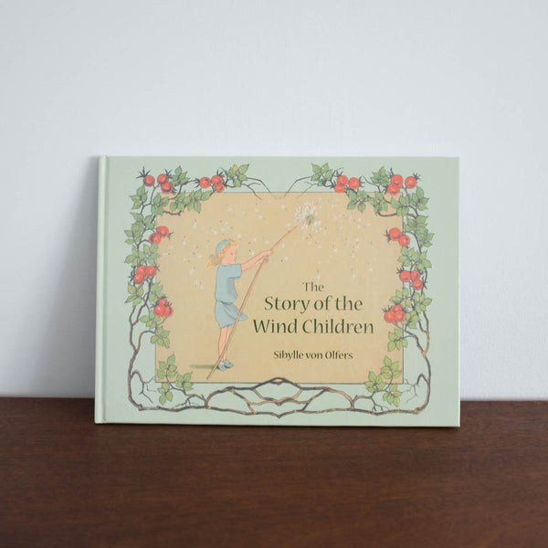 Story of the Wind Children Book