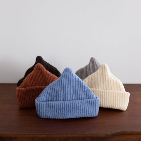 Autumn Port Beanie- Newborn
