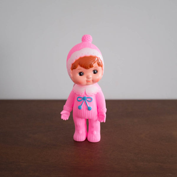 Woodland Retro Doll-Neon Pink