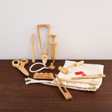 Wooden Doctor Set with Bag