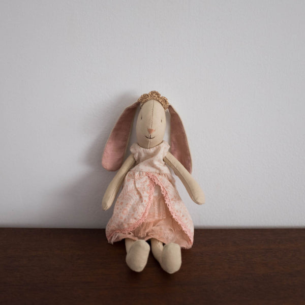 Mini Princess Bunny- Pink