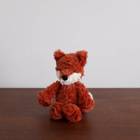 Squiggles Fox Doll