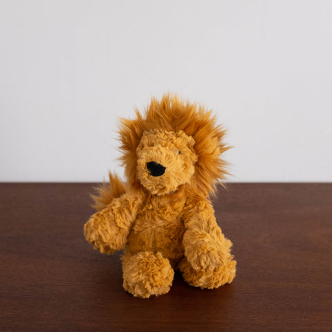 Squiggles Lion Doll