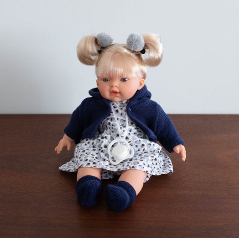 Melissa Crying Baby Doll- 13""
