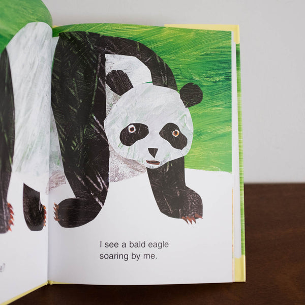 Panda Bear, Panda Bear What Do You See Book