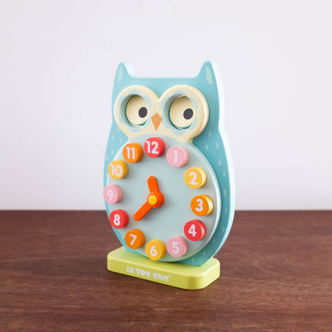 Owl Numbers Toy