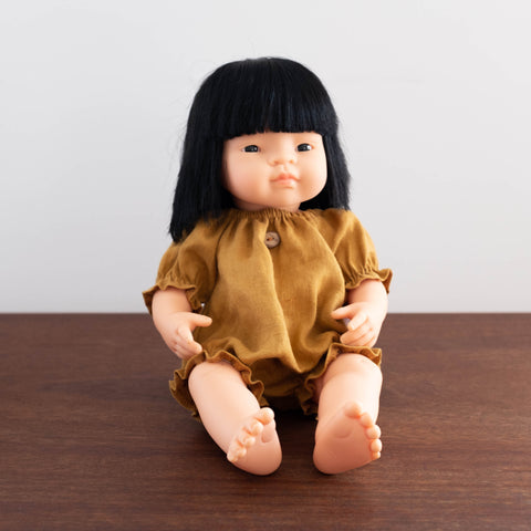 "Miniland 15"" Doll Clothing- Romper"