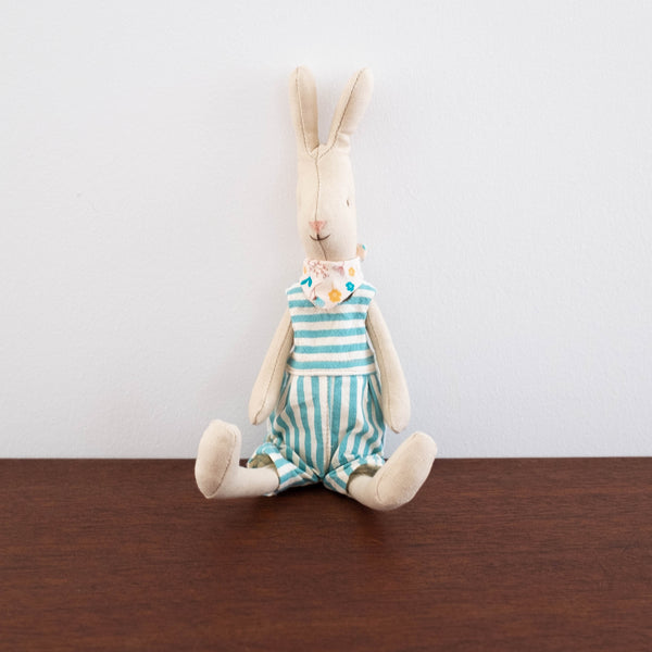 Mini Rabbit Adam Bunny Doll