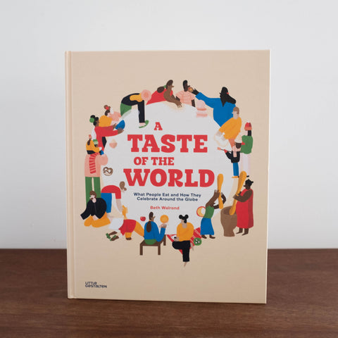 A Taste of the World Book