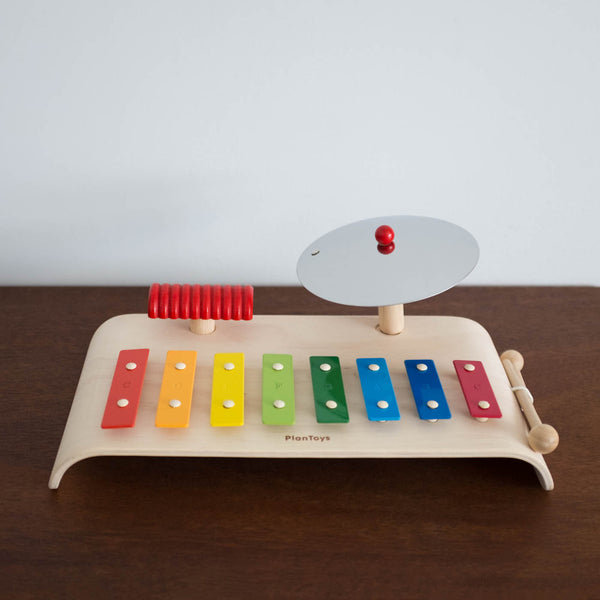 Wooden Musical Set Toy