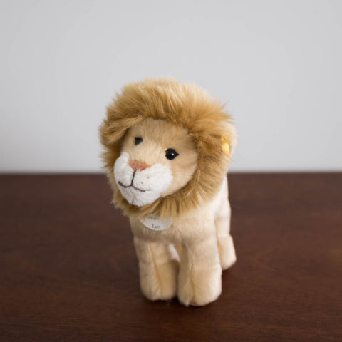 Steiff Leo the Lion Doll
