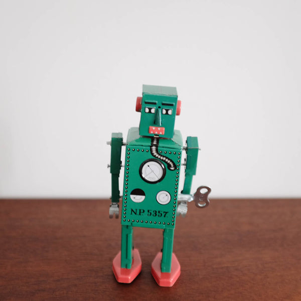 Tin Robot Collectible