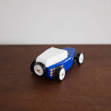 Harlequin Wooden Toy Car