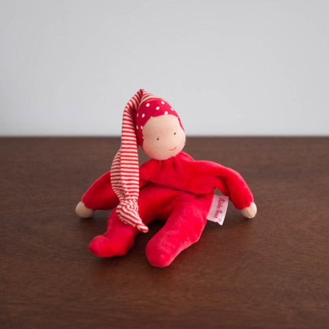 Baby Cuddle Doll- Red