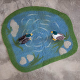 Duck Pond Felted Play Set