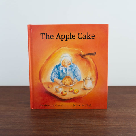Waldorf Book: Apple Cake