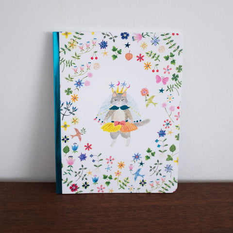 Aiko Lovely Paper Large Notebook