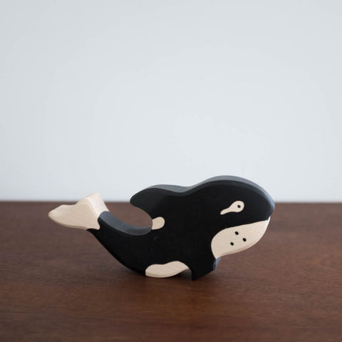 Holztiger Orca Whale