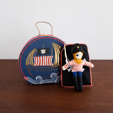 Mini Pirate Suitcase Set