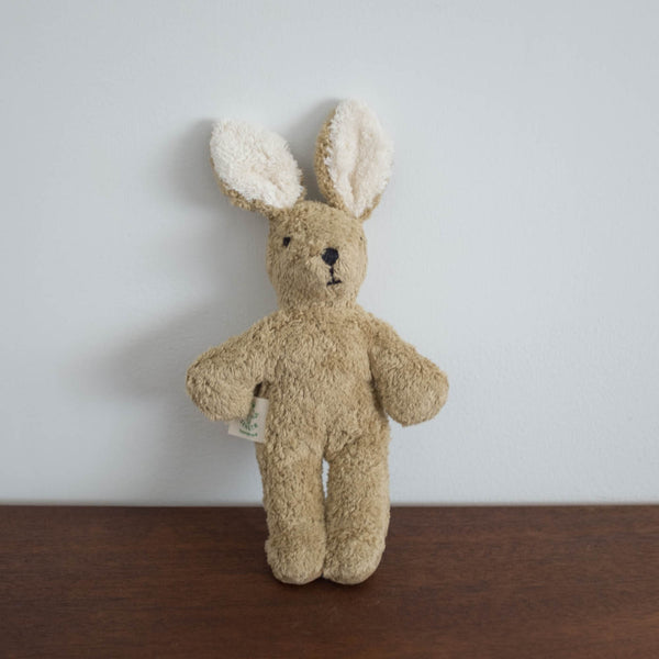 Senger Organic Mini Rabbit Plush Doll- Two Colors Available!