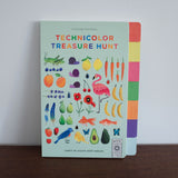 Technicolor Treasure Hunt Book
