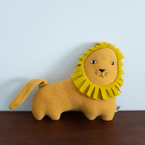 Richie the Lion Doll
