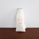 Milk Bottle Rattle