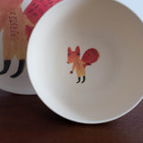 Fox Bamboo Mealtime Set