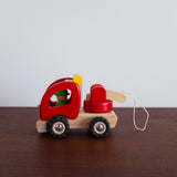 Wooden Breakdown Lorry Truck