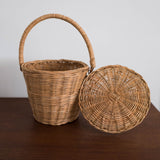 Little Apple Basket- Natural