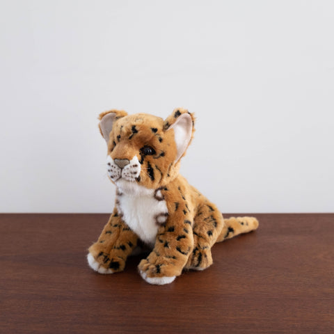 Baby Jaguar Stuffed Animal