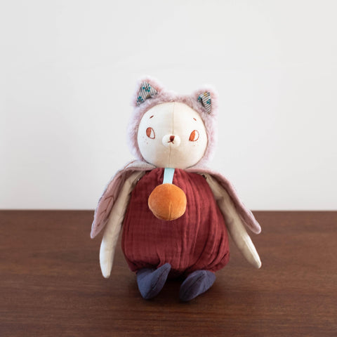 Giboulée the Cat Doll