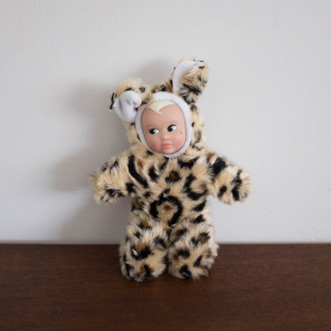 Sweetheart Doll Animal- Leopard