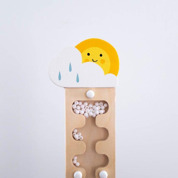 Wooden Rainmaker Toy