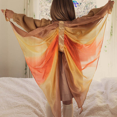 Desert Silk Wings