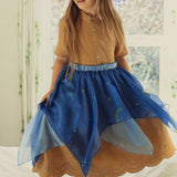 Fairy Silk Skirts- Starry Night