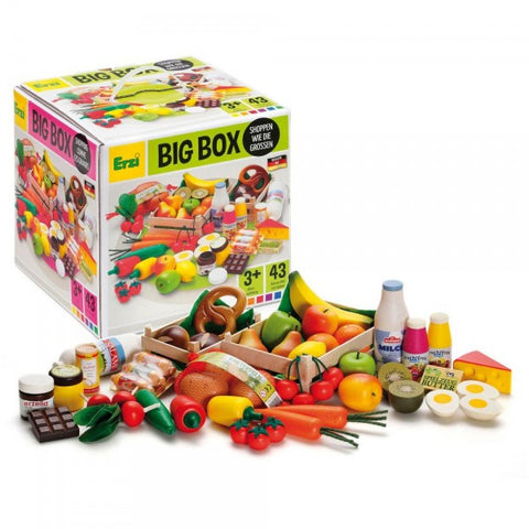 Big Box of Play Food